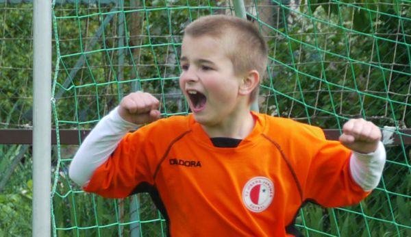 Radost z gólu